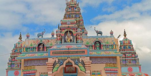 India reizen - tempel