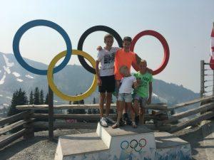 Whistler olympische ringen