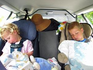 vervoer Canada - familie rondreis met kinderen