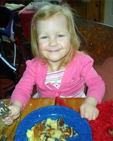 praktisch Canada - eten canada kinderen
