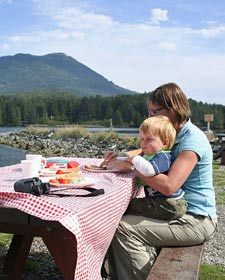reistips Canada - eten Canada kids