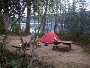 canada kamperen