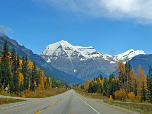 familiereis Canada - Rocky Mountains