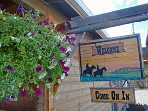 paardrijden canada ranch