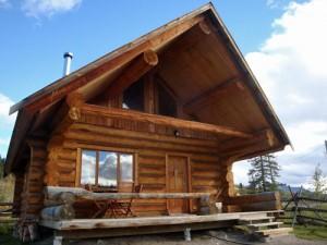 familiereis Canada - ranch accommodatie