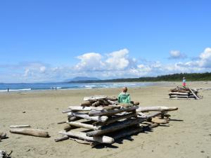 Canada Vancouver Island strand