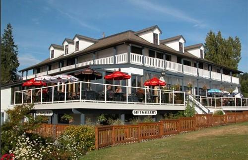 Sunshine Coast Canada hotel