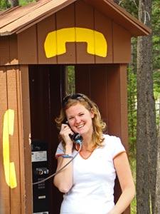 Praktisch Canada - telefoon banff