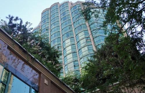 reis Vancouver Canada hotel
