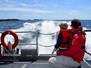 Canada walvisspotten