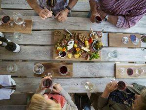 Canada wijnproeven