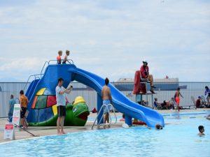 Vancouver stanley park zwembad