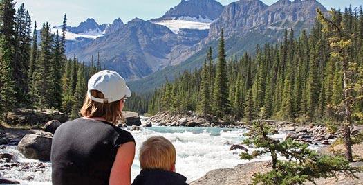 Uitzicht tijdens je Canada rondreis
