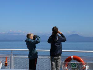 Canada ferry