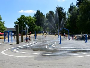 Canada Vancouver waterpark