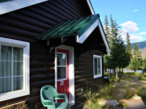 Canada Jasper huisje