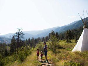 Tipi Canada | Bijzondere overnachtingen van Riksja Canada