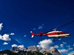 Canada helikopter