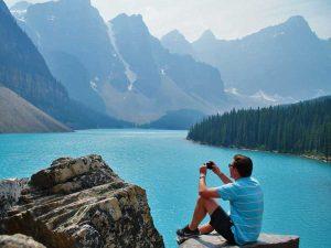 Lake Morraine Canada