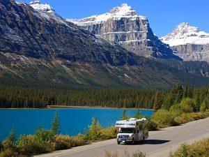 Canada met de camper - Rockies
