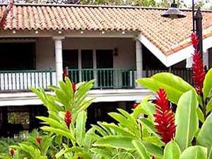 Las Terrazas hotel - Cuba flydrive