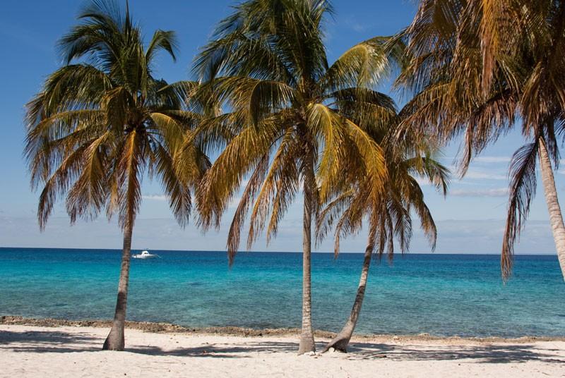 Vakantie Cuba - strand