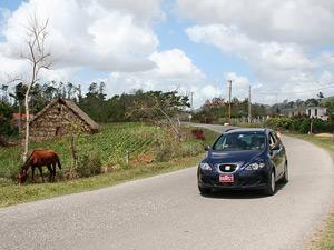 Huurauto - rondreis Cuba
