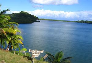 Baai Baracoa - Cuba flydrive