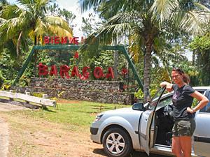 Onderweg naar Baracoa