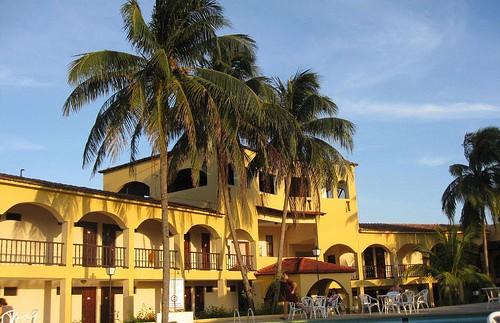 Hotel Baracoa - reis Cuba