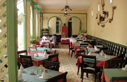 Restaurant hotel Camaguey