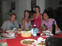 Casa reisblog eten