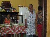 Casa particular Cuba, keuken