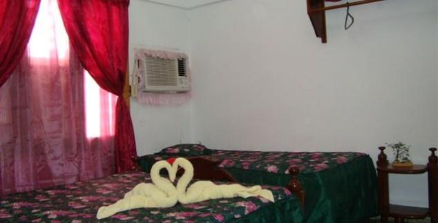 Kamer casa Playa Larga