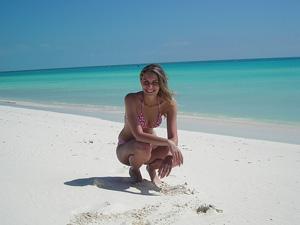 Strand Cayo Largo