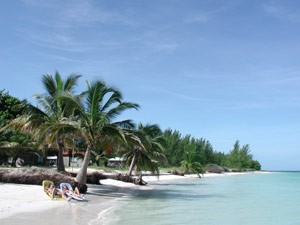 Strand bij Maria la Gorda