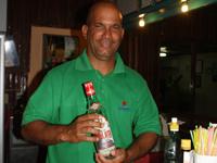 Cuba barman