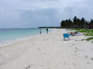 De witte stranden van Cuba, reisverslag
