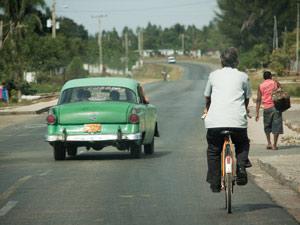 Cuba rondreizen onderweg