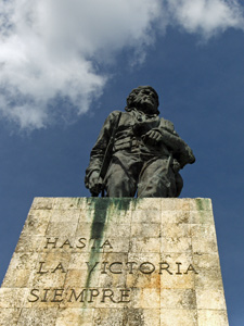 Che Guevara - twee weken Cuba