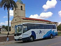Viazul bus, Cuba rondreis