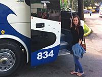 Cuba reis instappen Viazul