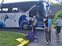 Viazul bus Cuba