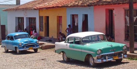 Oldtimer Cuba rondreis