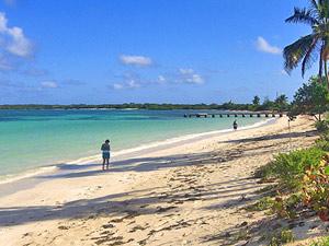 Cuba reizen met strand
