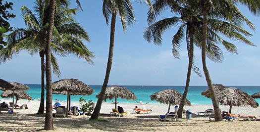 Cuba reizen strand