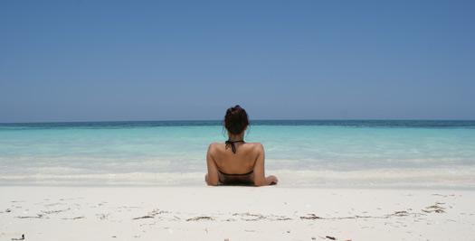 Cuba reizen aan zee
