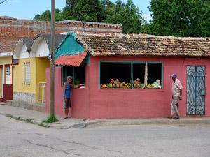 Cuba straatbeeld, reisverslag