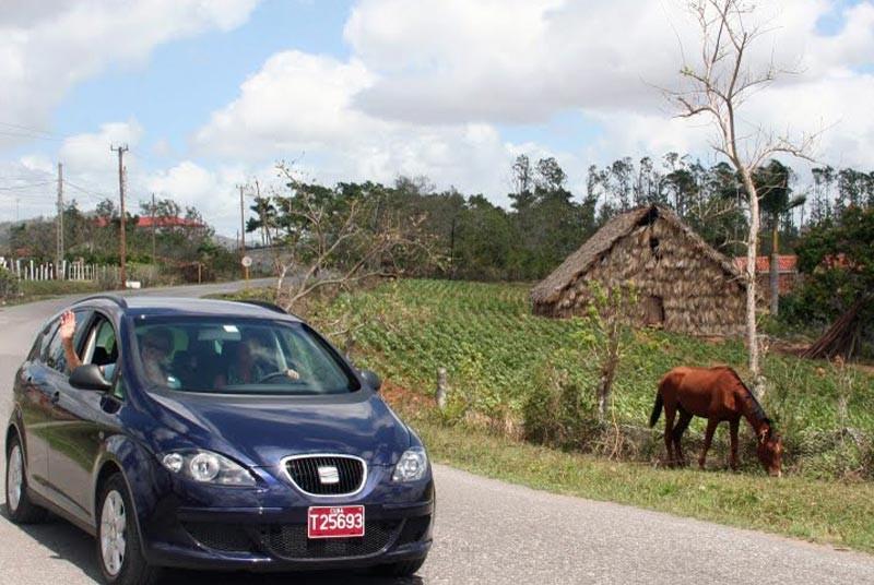 Autohuur Cuba reis