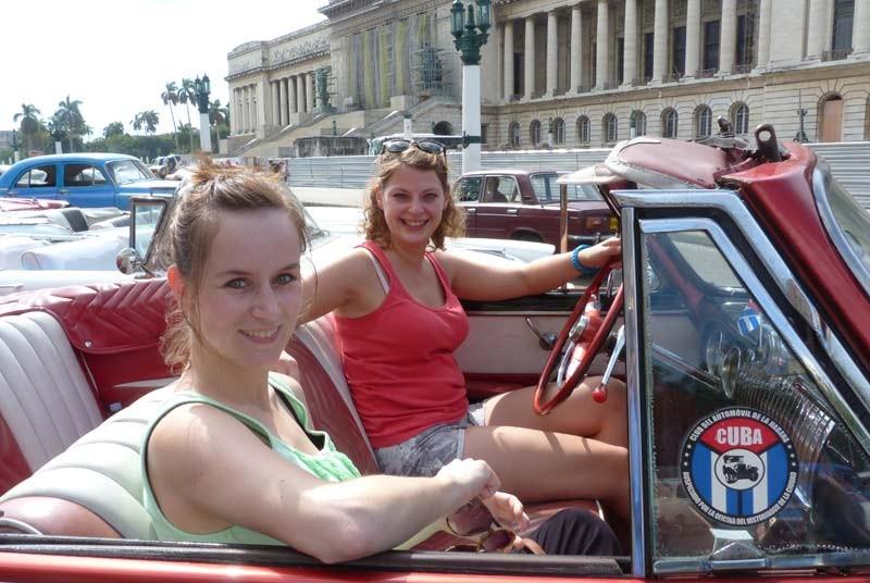 Cruisen Cuba reizen